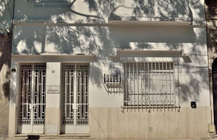 Het geboortehuis van Jorge Bergoglio in Buenos Aires