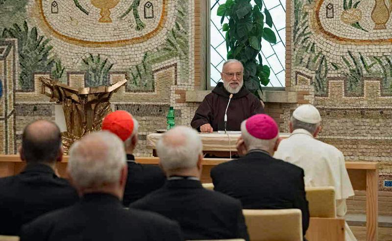 De Predikant van het Pauselijk Huis
