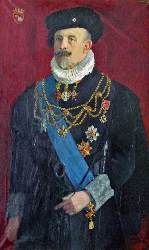 Pauselijk graaf Christopher Paus