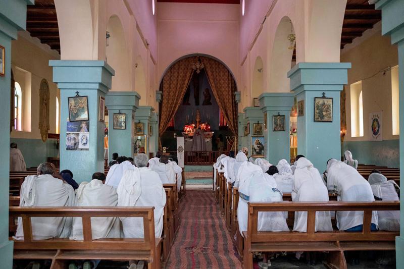 Ethiopisch-katholieke mis
