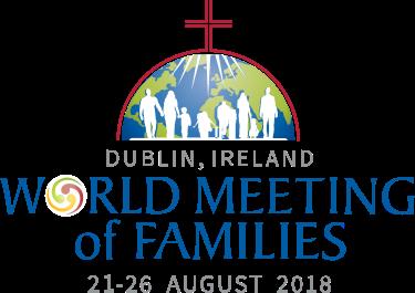 Logo van de Wereldgezinsdagen in Dublin
