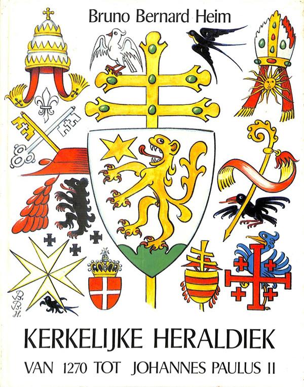 Voorkant van het boek Kerkelijke Heraldiek