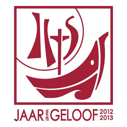 Logo van het Jaar van het Geloof