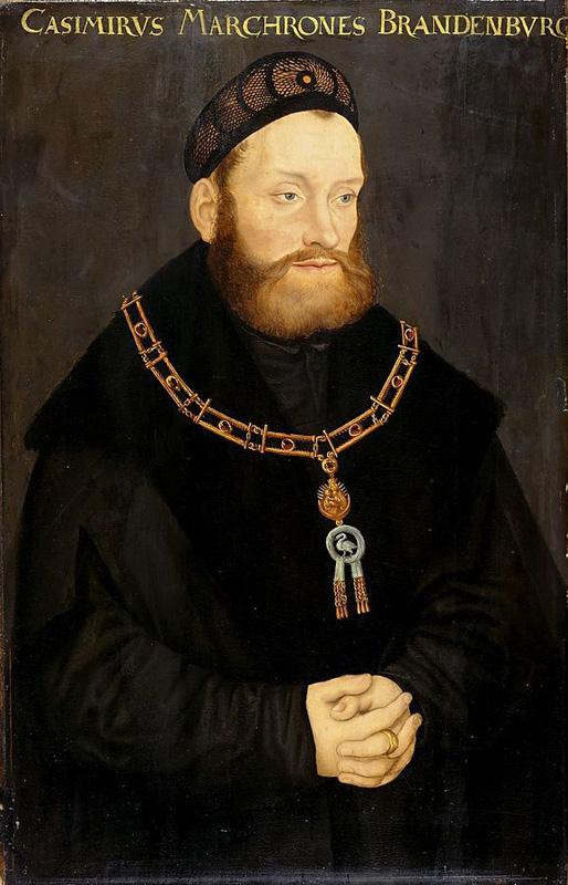 Markgraaf Casimir van Brandenburg-Kulmbach