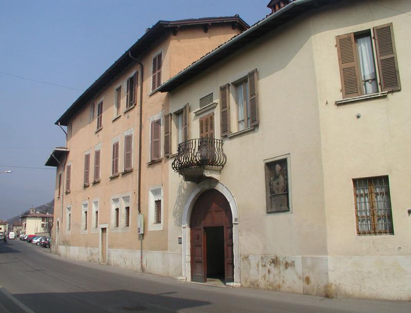Het geboortehuis van Giovanni Battista Montini
