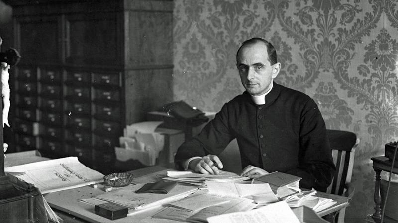 Giovanni Battista Montini als Substituut-Staatssecretaris