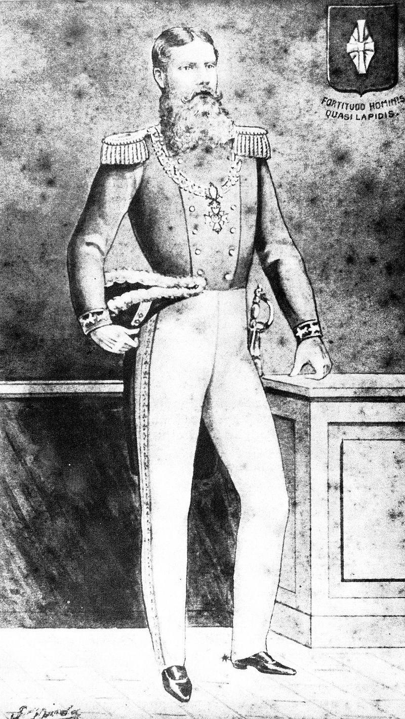 Pauselijk graaf Alphonse-Joseph van Steenkiste