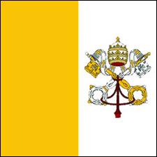 De vlag van het Pausschap