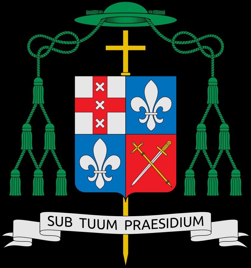 Wapen van bisschop Punt van Haarlem-Amsterdam